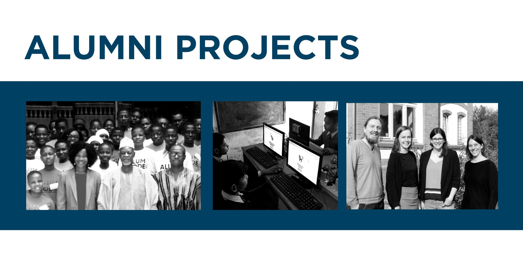 Alumni Projects - cover image